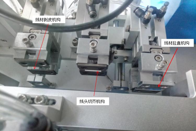 霍尔元件自动焊线机操作方式