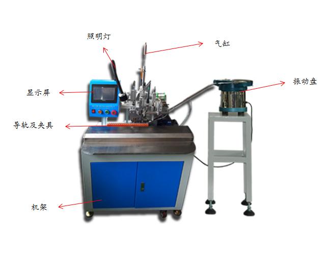 导轨式usb自动焊锡机介绍